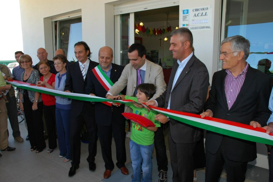 Inaugurazione della nuova sede
